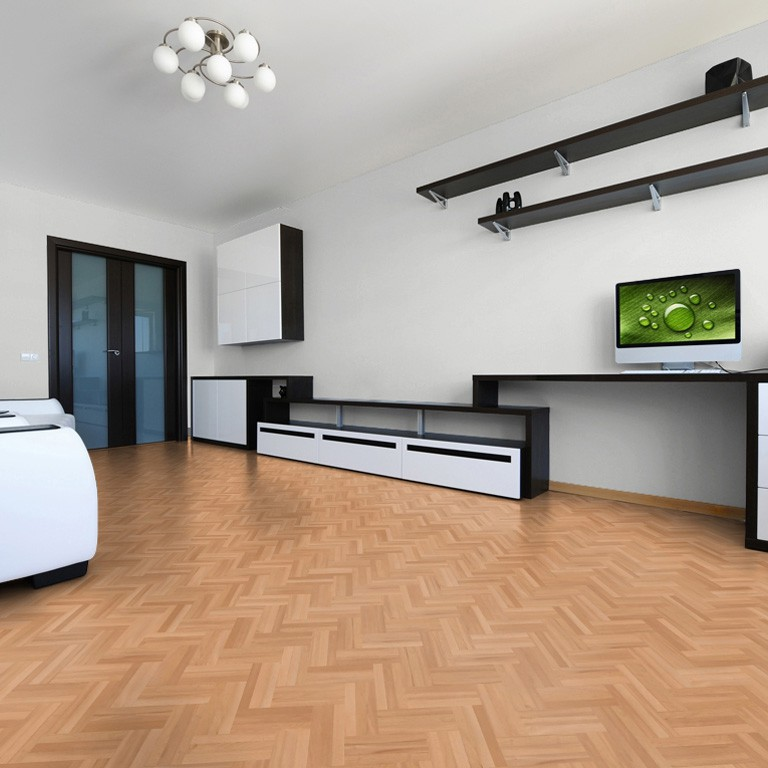 mosaikparkett massivparkett fischgr t parkett buche ged mpft roh massiv neu ebay. Black Bedroom Furniture Sets. Home Design Ideas